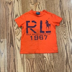 Polo by Ralph Lauren size 3/3T kids good conditio